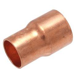 IBP 5240 forrasztható réz szűkített karmantyú, 2 tokos, 28x15mm