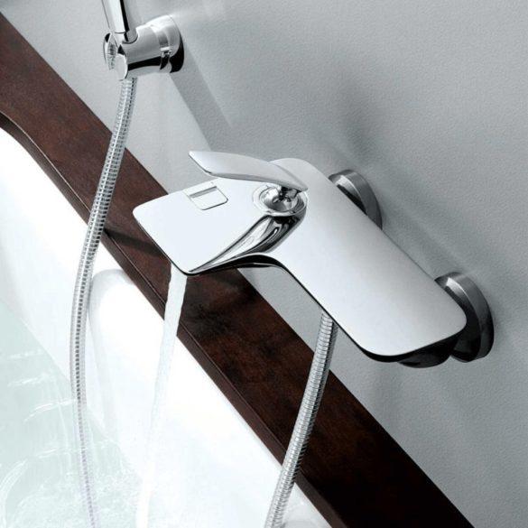 KLUDI Balance egykaros kádtöltő és zuhany csaptelep méretek
