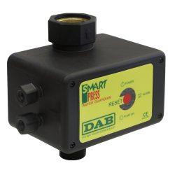 DAB Smart Press WG 1.5 nyomáskapcsoló és szárazon futás elleni védelem