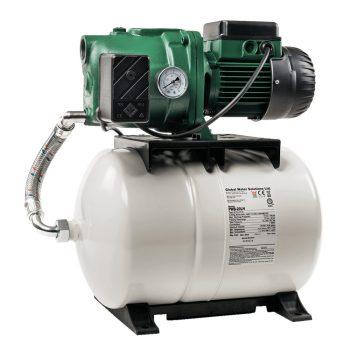 DAB AQUAJET 102 M-G házi vízellátó szivattyú, H=53.8m, Q=60l/perc, 230V