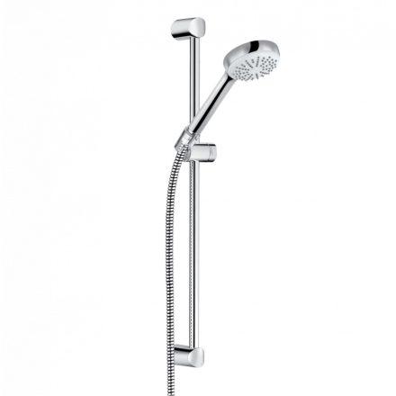 KLUDI Logo 1S zuhanyszett, króm kivitel
