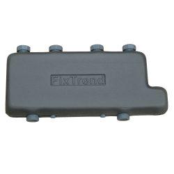 """FixTrend Tech Smart fűtőköri osztó-gyűjtő és hidraulikus váltó,szig.,2körös,6/4"""""""