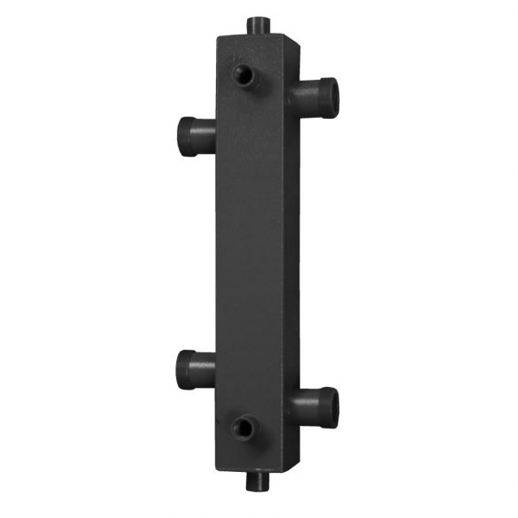 "FixTrend Tech hidraulikus váltó, 9.6m3/h, (10.3l) 2""B + szigetelés"
