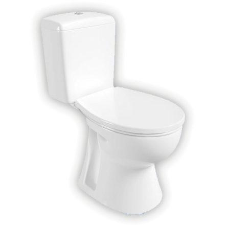 ALFÖLDI 7074/49 Saval 2.0 öblítőtartály, monoblokkos WC-hez, fehér