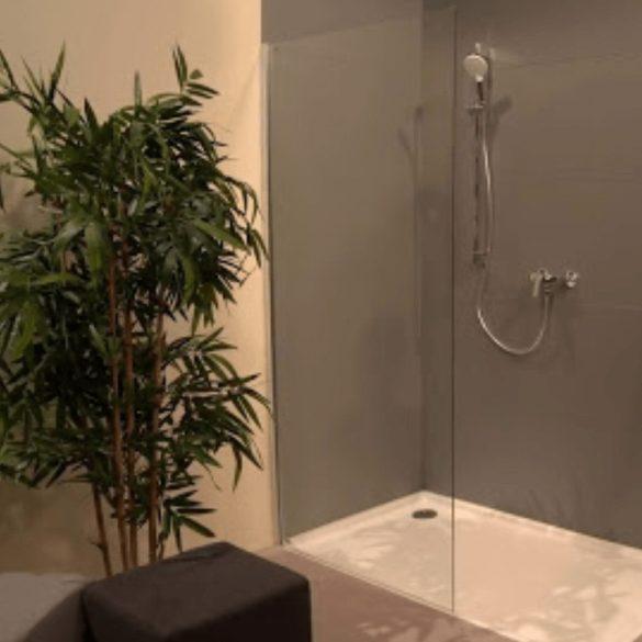 HANSGROHE Logis zuhanycsaptelep, egykaros, króm