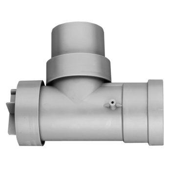 BOSCH AZB 624 T-idom vizsgálónyílással, D80mm