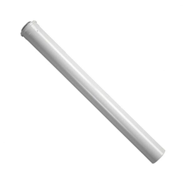 BOSCH AZB 909 egyenes hosszabbító cső, PPS/Alu, D60/100mmxL500mm