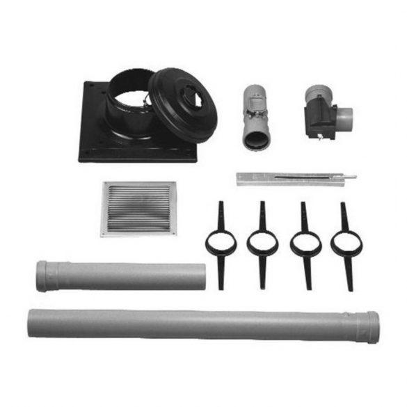 BOSCH AZB 614/1 égéstermék elvezető készlet kéményben vezetéshez, D80xL1650mm