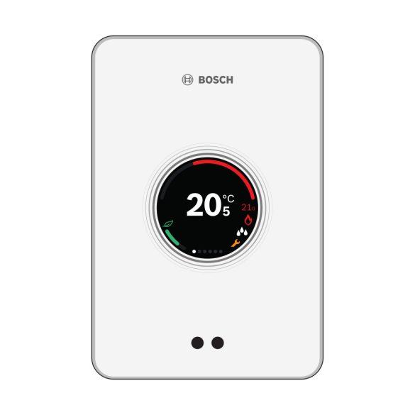 Bosch EasyControl CT 200 digitális szobatermosztát, Wi-Fi, fehér