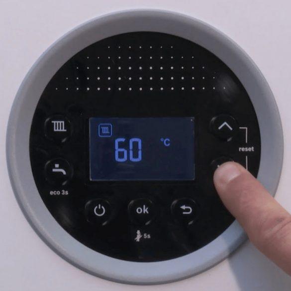 BOSCH Condens GC2300iW 24/30 C 23 ERP kondenzációs gázkazán, kombi 24kW