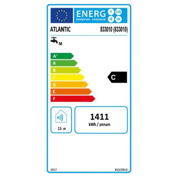 ATLANTIC Vertigo ERP 50 energiatakarékos villanybojler