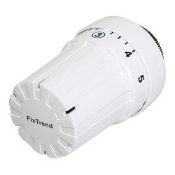 FixTrend THZF-H termofej, folyadék érz., M30x1.5 (Kermi, Fixtrend radiátorhoz)