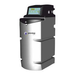 """BWT Permo Compact 22 L BIO vízlágyító berendezés, 230V, 2m3/h, 1"""" + szerelvényblokk"""