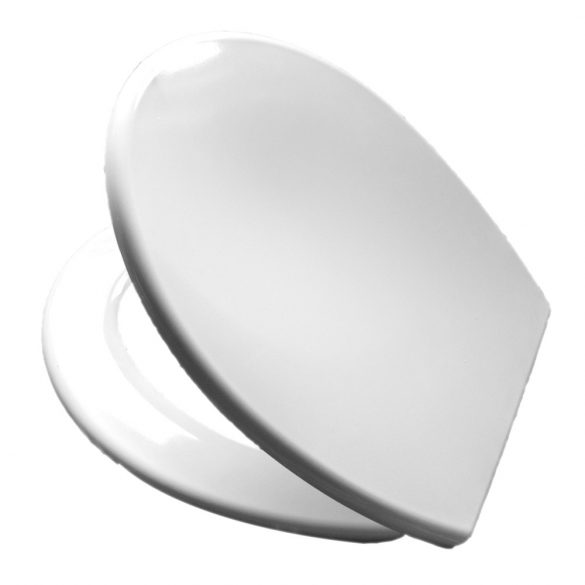 KOLO Nova Pro WC-ülőke, Duroplast, alsó szerelésű, fehér