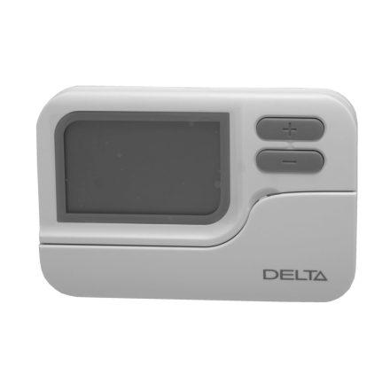 DELTA C2 RF TX kiegészítő adóegység C2 RF szobatermosztáthoz 3. és 4. körhöz