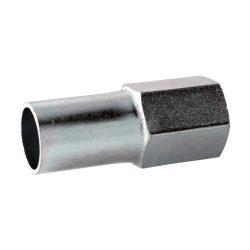 """FixTrend Steel Press szénacél belső menetes BETOLÓ átmeneti idom, 15mmx1/2""""B"""