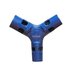 FixTrend csőkalibráló és sorjázó, ötrétegű csőhöz, kézi, 16-20-26mm