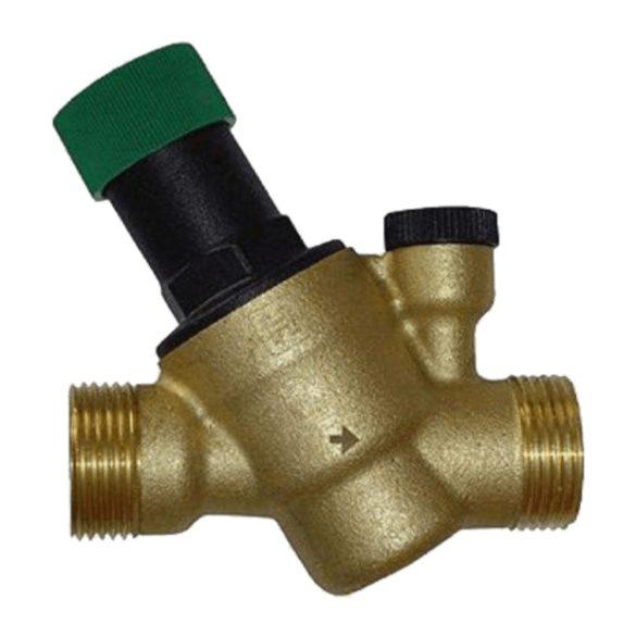 """HONEYWELL víznyomáscsökkentő, PN16, 1.5-6bar, PN16/40°C, PN10/70°C, 3/4""""KK"""