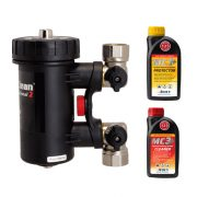 "ADEY Chemical Pack (MC3+500ml, MC1+500ml, MagnaClean Professional 2 - 1"")"