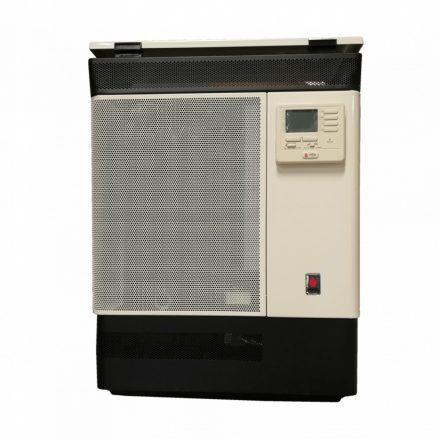 FÉG GF26 EF ERP energiatakarékos parapetes gázkonvektor parapet szett nélkül bézs színben, 2.95 kW