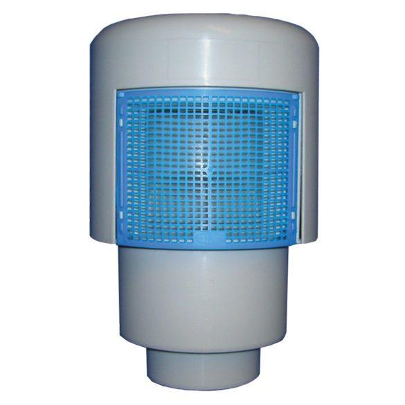 HL 900N légbeszívó szelep, levehető rovarfogó ráccsal, DN50/75/110