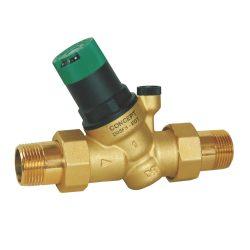 """CONCEPT D05FS-1/2ZA hálózati víznyomáscsökkentő, állítható, 1/2"""", 1.5..6bar"""