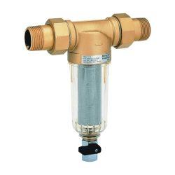 """CONCEPT HONEYWELL FF06-3/4AA hálózati ivóvíz szűrő, rézházas, műa.szűrőcsészével, 3/4"""""""