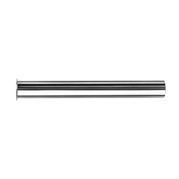 ALBERTONI szifonhosszabbító, peremes, króm, 32x300mm