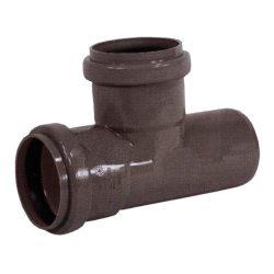 PIPELIFE KAEA PVC lefolyóág 90°, 32/32mm