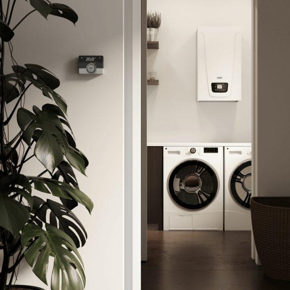 Energiacímke a BAXI Luna Duo-Tec E 1.24 kondenzációs fűtő (cirkó) gázkazánhoz