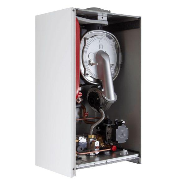 Energiacímke a BAXI Luna Duo-Tec E 28 ERP kondenzációs kombi (cirkó) gázkazánhoz