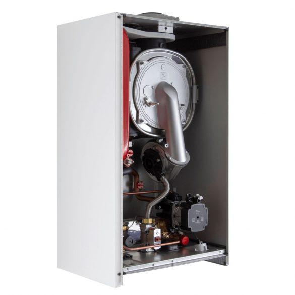 Energiacímke a BAXI Luna Duo-Tec E 33 ERP kondenzációs kombi (cirkó) gázkazánhoz