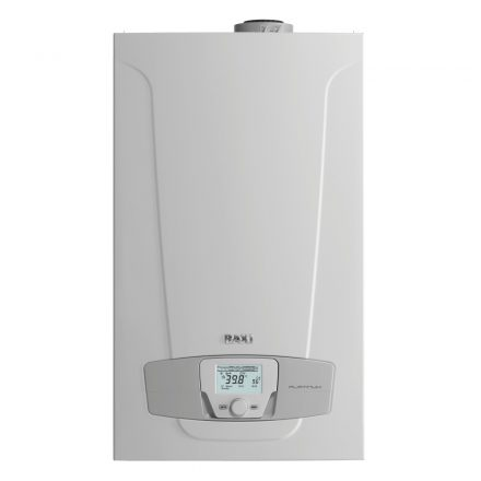 BAXI Luna Platinum 24+ kondenzációs kombi (cirkó) gázkazán, F:20kW, HMV:24kW, IPX5D