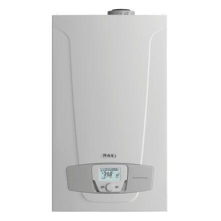 BAXI Luna Platinum 33+ kondenzációs kombi (cirkó) gázkazán, F:28kW, HMV:33kW, IPX5D