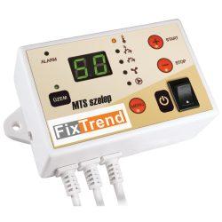 FixTrend (szelep) MTS digitális termosztát, keverő szelephez