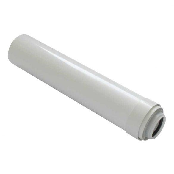 TRICOX PACS607C koncentrikus cső PPs/alu 80/125x1000mm