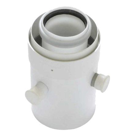 TRICOX PAMP60C koncentrikus mérőpont PPs/alu 80/125 mm