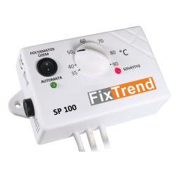 FixTrend SP100 termosztát, fűtési keringető szivattyúhoz