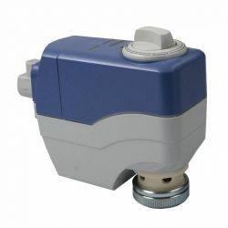 SIEMENS SSC31 szelepmozgató motor, 5.5mm szelepszár elmozdulással, 3 pont, 150sec, 230V