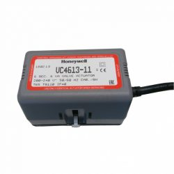 HONEYWELL állítómotor VC szelephez, 2-pontos szabályzó, segédkapcsolóval, fix fázis, 7sec, 230V