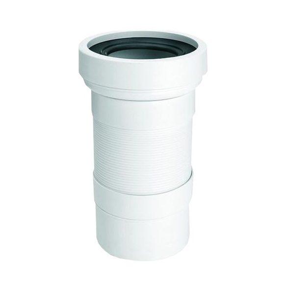 MCALPINE WC-F23P flexibilis WC-bekötőcső 100/110x440mm