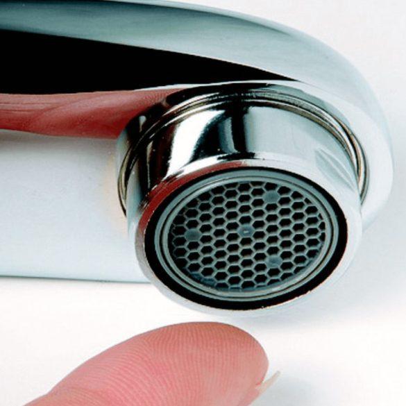RAVAK Rosa RS 011.00 álló, egykaros mosdó csaptelep, leeresztőszeleppel - image kép