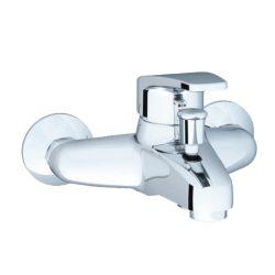 RAVAK Neo NO 022.00/150 egykaros, fali kád csaptelep, zuhanyszett nélkül