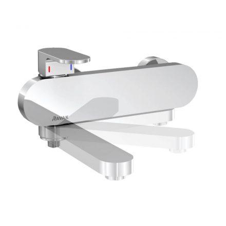 RAVAK Chrome CR 022.00/150 kádtöltő csaptelep zuhanyszett nélkül