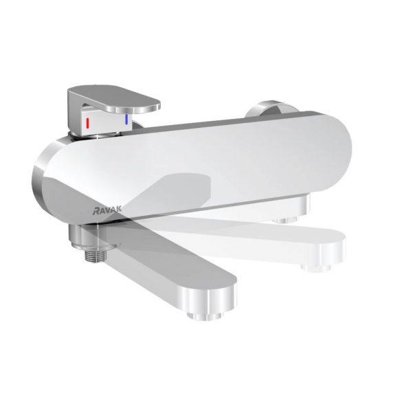 RAVAK Chrome CR 022.00/150 fali kád csaptelep, zuhanyszett nélkül