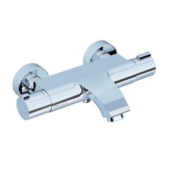 RAVAK Termo TE 082.00/150 termosztatikus kád csaptelep, zuhanyszett nélkül, 150mm-es kivitel