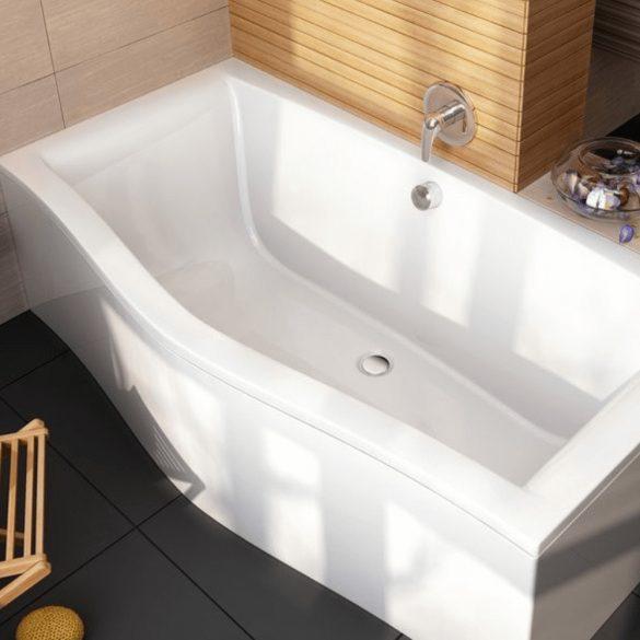 RAVAK Rosa RS 066.00 falba süllyesztett, egykaros zuhany csaptelep image kép
