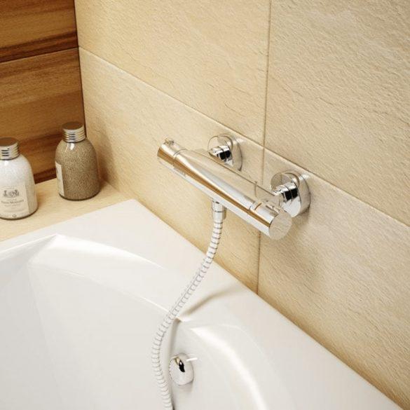 RAVAK Termo TE 072.00/150 termosztatikus zuhany csaptelep image kép
