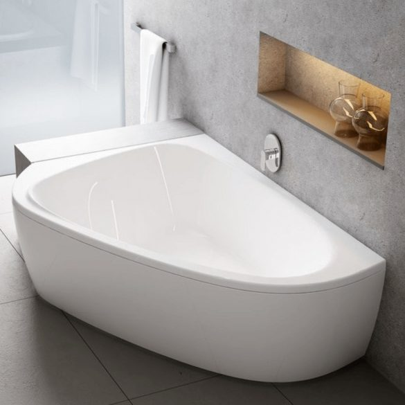 RAVAK Chrome CR 066.00 egykaros falba süllyesztett zuhany csaptelep image kép