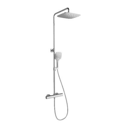 RAVAK 10° TD 091.00/150 termosztatikus zuhanyoszlop, króm kivitel